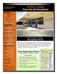 November/December 2012 - Ventura College