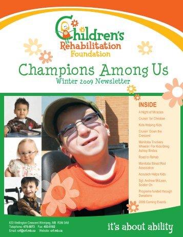 Cruisin' For Christian - Children's Rehabilitation Foundation