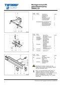 Montagevoorschrift/ gebruiksaanwijzing SWING CK - voor de fiets - Page 3