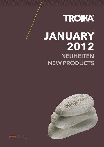 january 2012 - troika