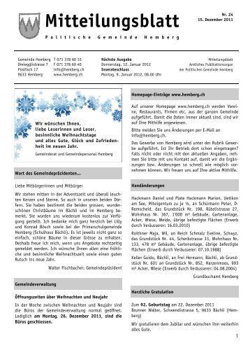 PDF, 1.00 MB - Gemeinde Hemberg