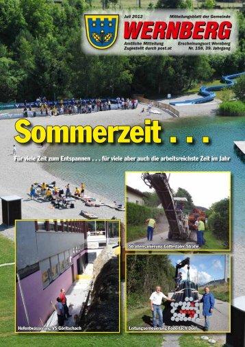 Juli 2012 - Gemeinde Wernberg
