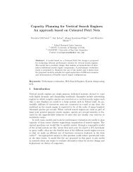 Capacity Planning for Vertical Search Engines: An approach based ...