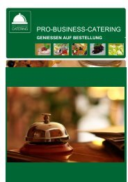 PRO-BUSINESS-CATERING