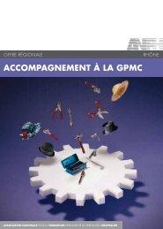 ACCOMPAGNEMENT À LA GPMC - ANFH