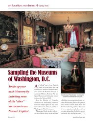 DC Museums.pdf - Leisure Group Travel