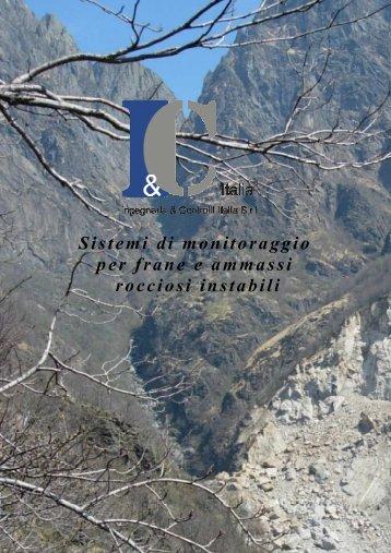Monitoraggio Frane I&C Italia - Hystrix