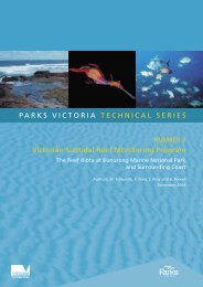 Parks victoria technical series NUMBER 3. Victorian ... - OzCoasts
