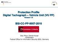 ID 153 Osman Kocar - Vehicle Unit and Tachograph cards PP