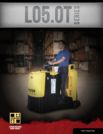 LO5.0T Technical Guide - Hyster Company