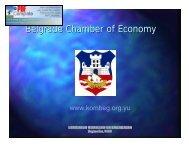 Belgrade Chamber of Economy