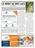 TOUTE LA LUMIèRE SUR LE PROJET - L'Écho du Lac - Page 2