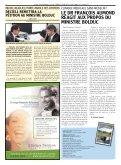 TOUTE LA LUMIèRE SUR LE PROJET - L'Écho du Lac - Page 4