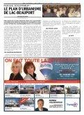 TOUTE LA LUMIèRE SUR LE PROJET - L'Écho du Lac - Page 5