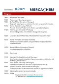 Medicinal chemistry and (epi)genetics - KNCV - Page 2