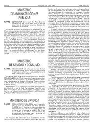 Real decreto 1721/2004 - Sociedad Pública de Alquiler