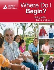 Where Do I Begin? Living with Type 2 Diabetes - EthnoMed