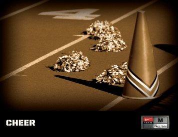 cheer - Nike Team Sports