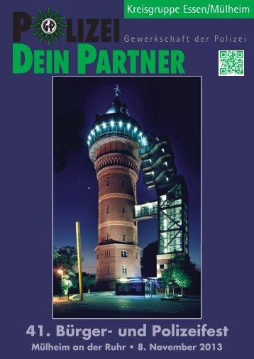 40. Bürger- und Polizeifest - bei Polizeifeste.de