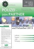 40. Bürger- und Polizeifest - bei Polizeifeste.de - Page 2
