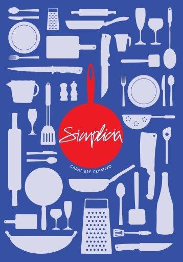 Catalogo Simplicia - Home S.r.l.