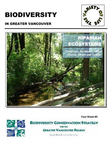 Riparian Ecosystems.pdf - UrbanEcology.ca