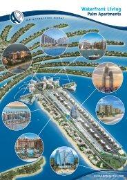 Waterfront Living Palm Apartments - AA properties Dubai