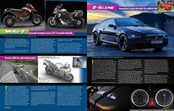 Zorce Article - M6 For Sale