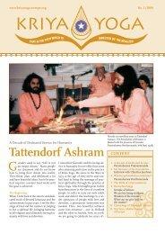 an English Version - Kriya Yoga Institute