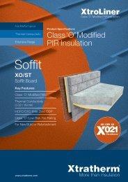 XtroLiner XO/ST Brochure Download PDF - Xtratherm