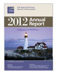 2012 Network of New England Annual Report - ESRD Network of ... - Page 2