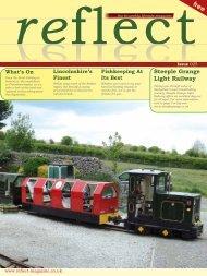 Steeple Grange Light Railway - Reflect Magazine