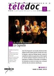 La Cagnotte - CNDP