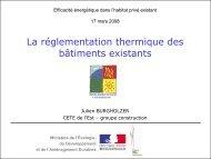 RT existant - Cellule Économique du Bâtiment et des Travaux ...