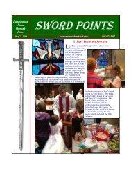 Busy Pentecost Services - St. Paul's Parish