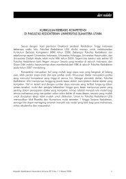 MKN Vol. 39 No. 1 Maret 2006 - USUpress - Universitas Sumatera ...