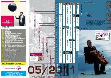 Live Konzert - Film - Gespräch - Kinos Darmstadt