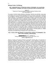 Biologia Celular- Cell Biology *willbour1@cableone.net - ITpack
