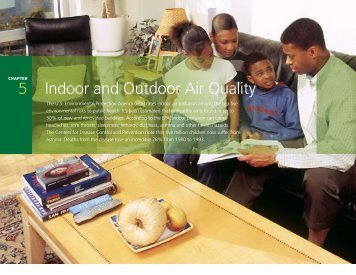 Chapter 5: Indoor and Outdoor Air Quality - Battery Park City Authority