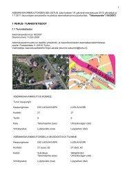 Turun kaupungin Normal.dot malli - Turku