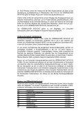 Rechenschaftsbericht 2003 - Page 5