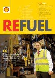 Refuel Magazine - Winter 2011