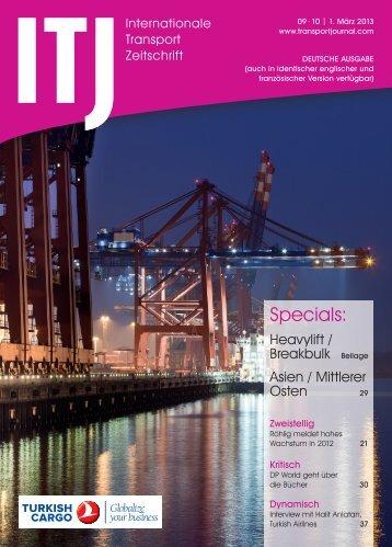 ITZ Ausgabe 09-10/2013 - ITJ