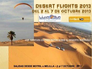 418_desert_flight_ITINERARIO pte octubre.pdf - 4x4Facil