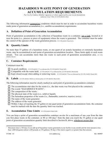 Certified Unified Program Agency