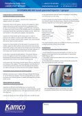 SYSTEMSURE IK6 hand operated injector / sprayer - Kamco - Page 2