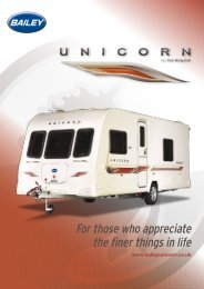 Bailey Unicorn - M & M Leisure