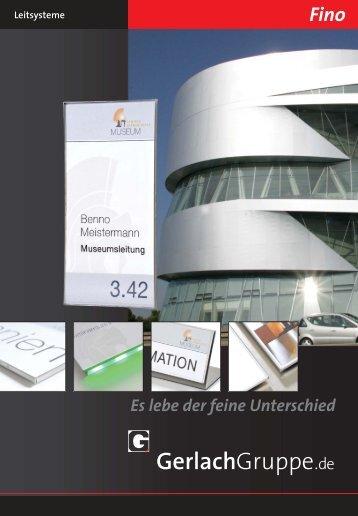 GerlachGruppe.de - Schilder Gerlach GmbH