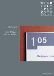 Karlsruhe Das Original seit 10 Jahren - Xylo-Wolf.de