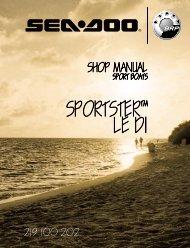 Sportster LE DI - Sea-Doo.net